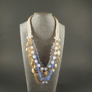 Chico's Stylish Chunky Statement Necklace
